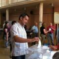 candidato Javier Ordóñez