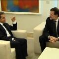 Rajoy analiza con Hollande, Merkel y Van Rompuy los resultados de las elecciones europeas 27 de mayo de 2014