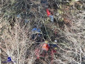 2014.04.17 R. Sobrescobio. Un momento del operativo de evacuación 1
