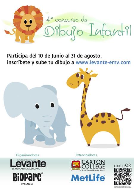 4º CONCURSO DIBUJO INFANTIL OK