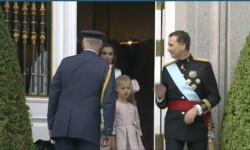 Actos con motivo de la Sesión Solemne de Juramento y Proclamación de su Majestad el Rey Don Felipe VI ante las Cortes Generales