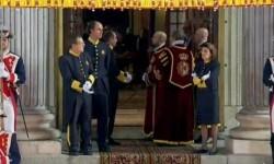 Actos con motivo de la Sesión Solemne de Juramento y Proclamación de su Majestad el Rey Don Felipe VI ante las Cortes Generales (7)