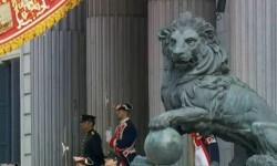Actos con motivo de la Sesión Solemne de Juramento y Proclamación de su Majestad el Rey Don Felipe VI ante las Cortes Generales (8)