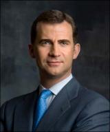 Biografía S.A.R. el Príncipe de Asturias ,ahora Felipe VI