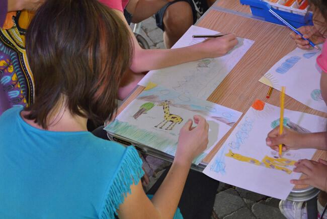 Concurso de dibujo infantil - Bioparc Valencia - primavera 2013 (2)