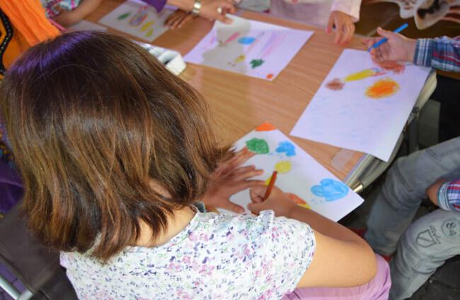 Concurso de dibujo infantil - Bioparc Valencia - primavera 2013 (3)