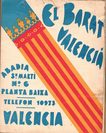 El Barat Valenciá. 1935