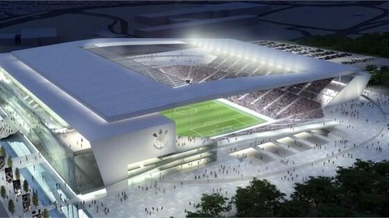 Estadio Arena, San Pablo