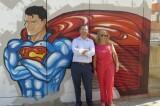 Ignacio García junto a la alcaldesa Merche Sanchis