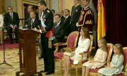 Imágenes del Juramento y Proclamación de su Majestad el Rey Don Felipe VI ante las Cortes Generales 1 (12)