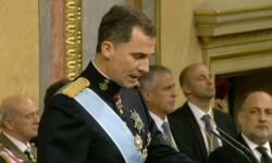 Imágenes del Juramento y Proclamación de su Majestad el Rey Don Felipe VI ante las Cortes Generales 1 (15)