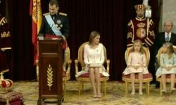 Imágenes del Juramento y Proclamación de su Majestad el Rey Don Felipe VI ante las Cortes Generales 1 (17)