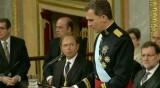 Imágenes del Juramento y Proclamación de su Majestad el Rey Don Felipe VI ante las Cortes Generales 1 (19)