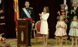Imágenes del Juramento y Proclamación de su Majestad el Rey Don Felipe VI ante las Cortes Generales 1 (20)