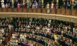 Imágenes del Juramento y Proclamación de su Majestad el Rey Don Felipe VI ante las Cortes Generales 1 (21)