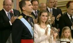 Imágenes del Juramento y Proclamación de su Majestad el Rey Don Felipe VI ante las Cortes Generales 1 (22)