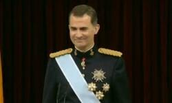 Imágenes del Juramento y Proclamación de su Majestad el Rey Don Felipe VI ante las Cortes Generales 1 (23)