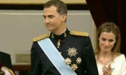 Imágenes del Juramento y Proclamación de su Majestad el Rey Don Felipe VI ante las Cortes Generales 1 (24)