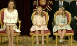 Imágenes del Juramento y Proclamación de su Majestad el Rey Don Felipe VI ante las Cortes Generales 1 (3)