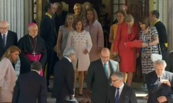 Imágenes del Juramento y Proclamación de su Majestad el Rey Don Felipe VI ante las Cortes Generales 1 (33)