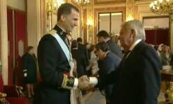 Imágenes del Juramento y Proclamación de su Majestad el Rey Don Felipe VI ante las Cortes Generales 1 (36)