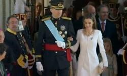 Imágenes del Juramento y Proclamación de su Majestad el Rey Don Felipe VI ante las Cortes Generales 1 (46)