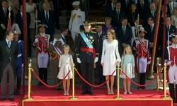 Imágenes del Juramento y Proclamación de su Majestad el Rey Don Felipe VI ante las Cortes Generales 1 (48)