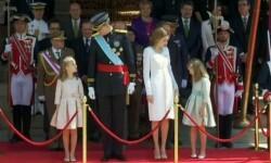 Imágenes del Juramento y Proclamación de su Majestad el Rey Don Felipe VI ante las Cortes Generales 1 (49)