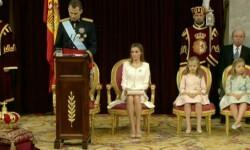 Imágenes del Juramento y Proclamación de su Majestad el Rey Don Felipe VI ante las Cortes Generales 1 (5)