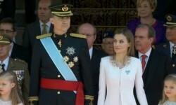 Imágenes del Juramento y Proclamación de su Majestad el Rey Don Felipe VI ante las Cortes Generales 1 (52)