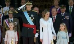 Imágenes del Juramento y Proclamación de su Majestad el Rey Don Felipe VI ante las Cortes Generales 1 (54)