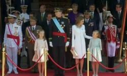 Imágenes del Juramento y Proclamación de su Majestad el Rey Don Felipe VI ante las Cortes Generales 1 (56)