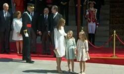 Imágenes del Juramento y Proclamación de su Majestad el Rey Don Felipe VI ante las Cortes Generales 1 (57)