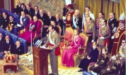 Imágenes del Juramento y Proclamación de su Majestad el Rey Don Felipe VI ante las Cortes Generales 1 (6)
