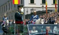 Imágenes del Juramento y Proclamación de su Majestad el Rey Don Felipe VI ante las Cortes Generales 1 (62)