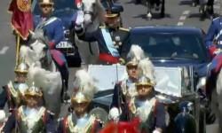 Imágenes del Juramento y Proclamación de su Majestad el Rey Don Felipe VI ante las Cortes Generales 1 (65)