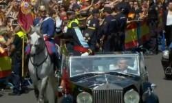 Imágenes del Juramento y Proclamación de su Majestad el Rey Don Felipe VI ante las Cortes Generales 1 (66)