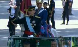 Imágenes del Juramento y Proclamación de su Majestad el Rey Don Felipe VI ante las Cortes Generales 1 (67)