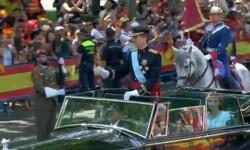 Imágenes del Juramento y Proclamación de su Majestad el Rey Don Felipe VI ante las Cortes Generales 1 (68)