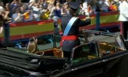 Imágenes del Juramento y Proclamación de su Majestad el Rey Don Felipe VI ante las Cortes Generales 1 (69)