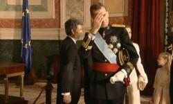 Imágenes del Juramento y Proclamación de su Majestad el Rey Don Felipe VI ante las Cortes Generales 1 (72)