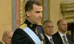 Imágenes del Juramento y Proclamación de su Majestad el Rey Don Felipe VI ante las Cortes Generales 1 (8)