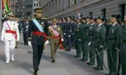 Imágenes del Juramento y Proclamación de su Majestad el Rey Don Felipe VI ante las Cortes Generales (12)
