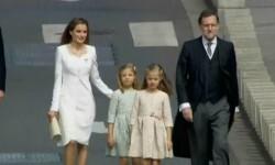 Imágenes del Juramento y Proclamación de su Majestad el Rey Don Felipe VI ante las Cortes Generales (13)