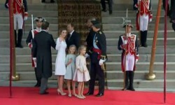 Imágenes del Juramento y Proclamación de su Majestad el Rey Don Felipe VI ante las Cortes Generales (15)