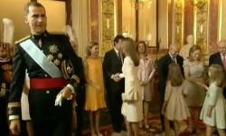 Imágenes del Juramento y Proclamación de su Majestad el Rey Don Felipe VI ante las Cortes Generales (18)