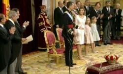 Imágenes del Juramento y Proclamación de su Majestad el Rey Don Felipe VI ante las Cortes Generales (23)