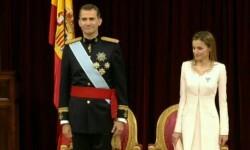 Imágenes del Juramento y Proclamación de su Majestad el Rey Don Felipe VI ante las Cortes Generales (24)