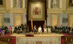 Imágenes del Juramento y Proclamación de su Majestad el Rey Don Felipe VI ante las Cortes Generales (25)