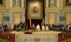Imágenes del Juramento y Proclamación de su Majestad el Rey Don Felipe VI ante las Cortes Generales (29)